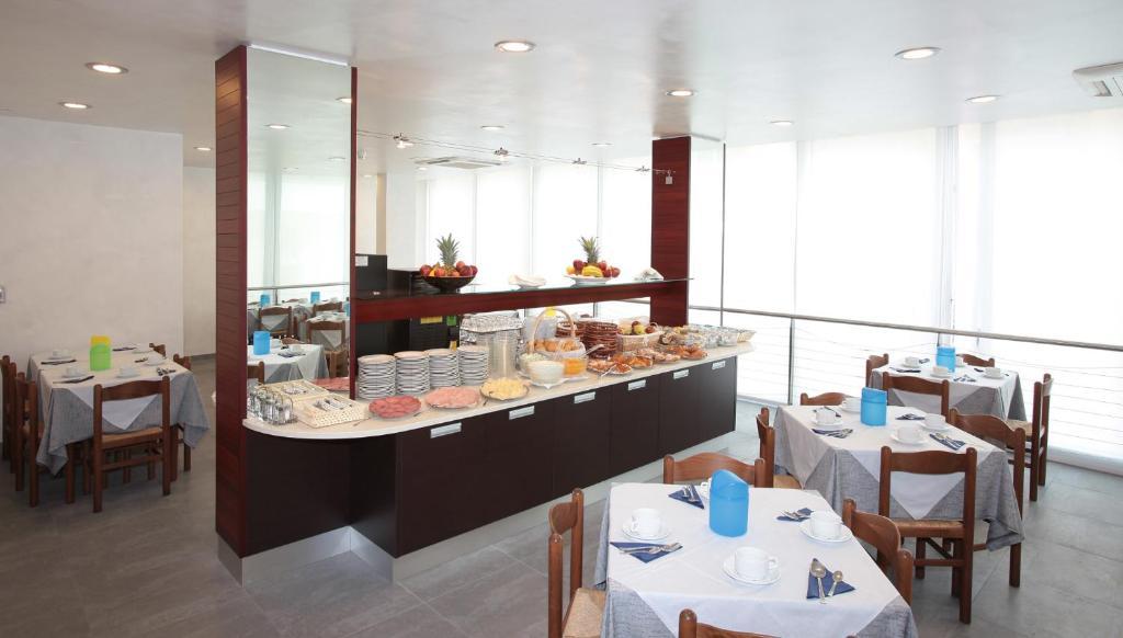Restaurace v ubytování Hotel Panorama