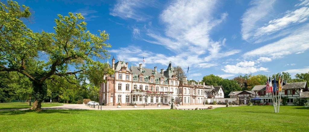 Chateau de Pourtales Strasbourg, France