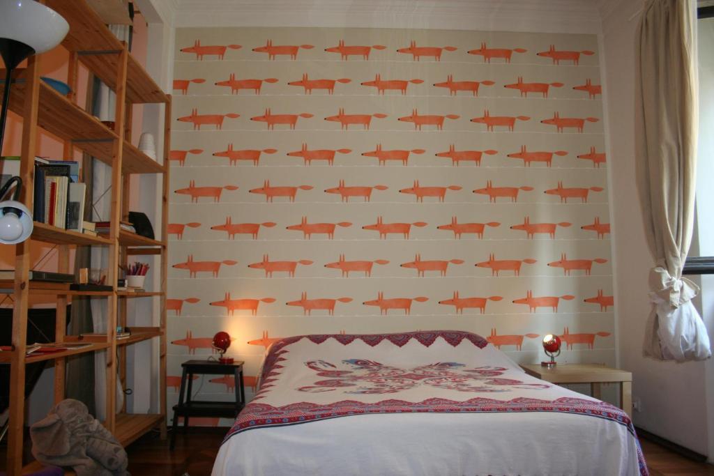 Appartamento Conte Rosso