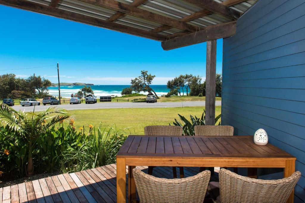 ArtHOUSE Beachfront Accommodation