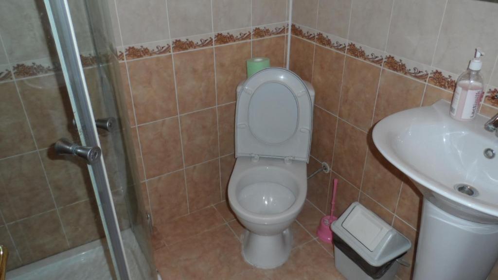 """Ванная комната в """"Визит"""""""