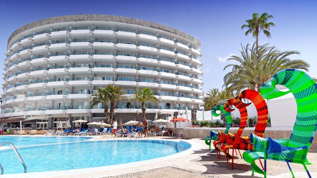 BULL Escorial & SPA Playa del Ingles, Spain