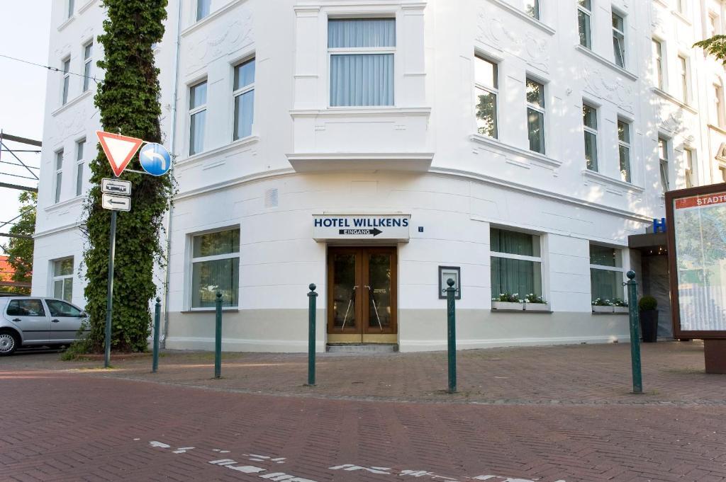 Hotel Willkens Bonn, Germany