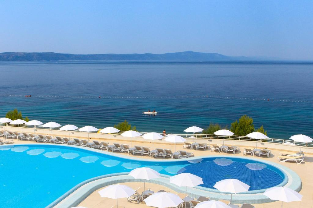 A view of the pool at TUI BLUE Adriatic Beach or nearby