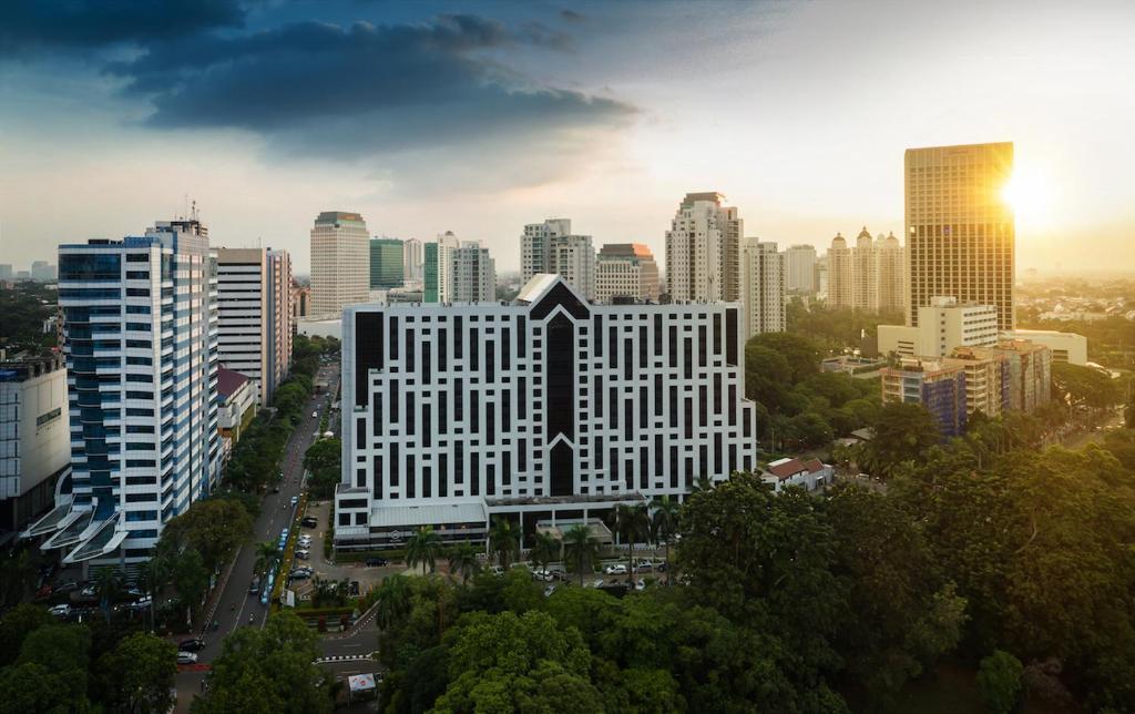 Century Park Hotel Jakarta Updated 2021 Prices