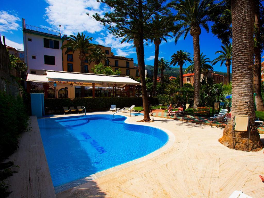 Hotel Eden Sorrento, Italy