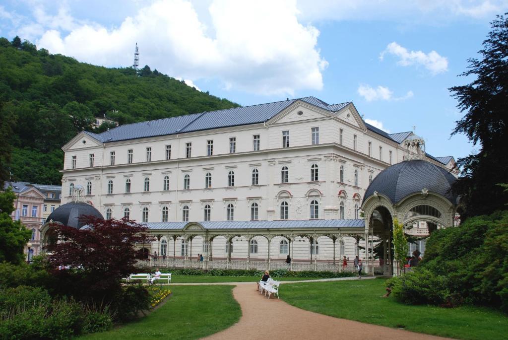Lazensky Hotel Sadovy Pramen Karlovy Vary, Czech Republic
