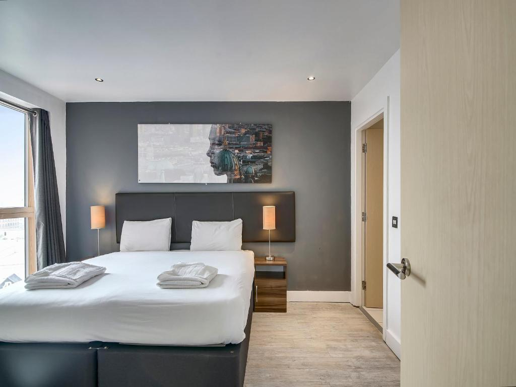 Staycity Aparthotels Paragon Street - Laterooms