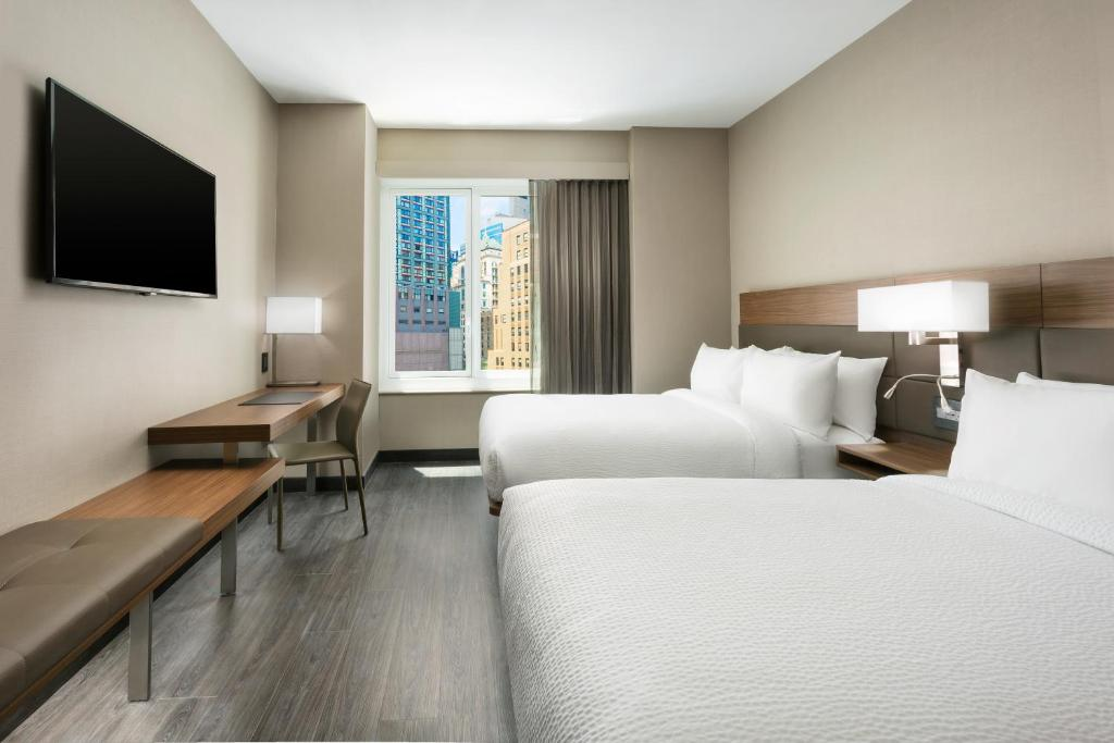 Ac Hotel By Marriott New York Times Square New York Updated 2021 Prices