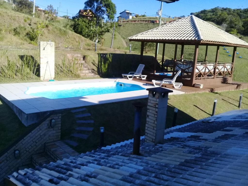 The swimming pool at or near Casa de Campo