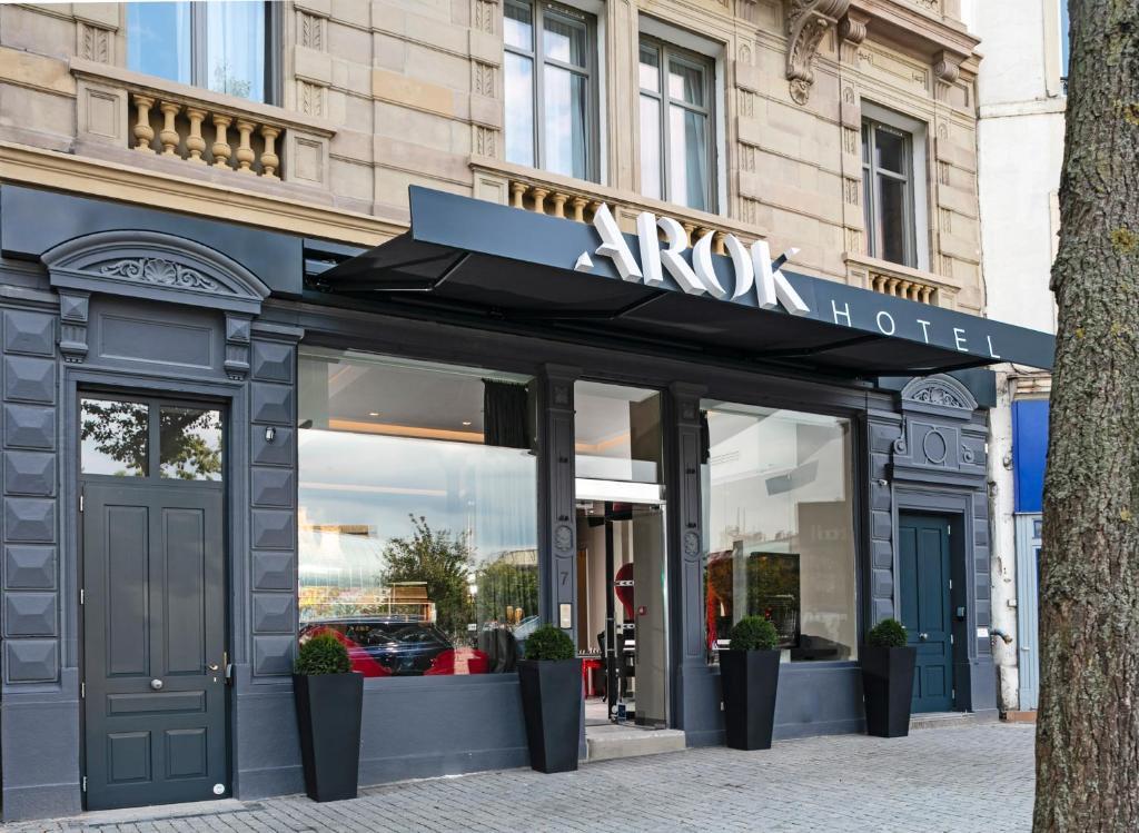 Hotel Arok Strasbourg, France