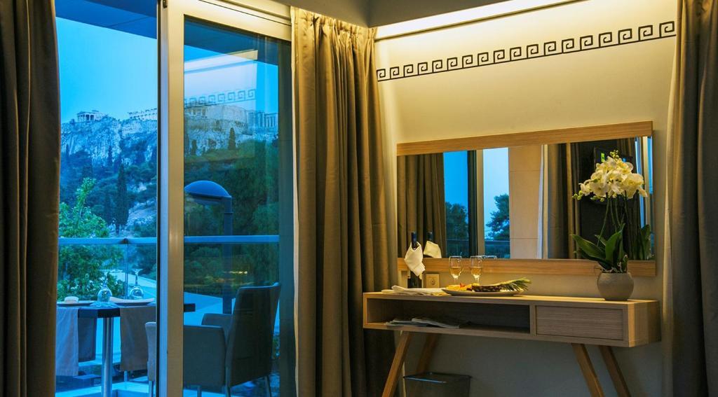 Hotel Thissio Athens, Greece