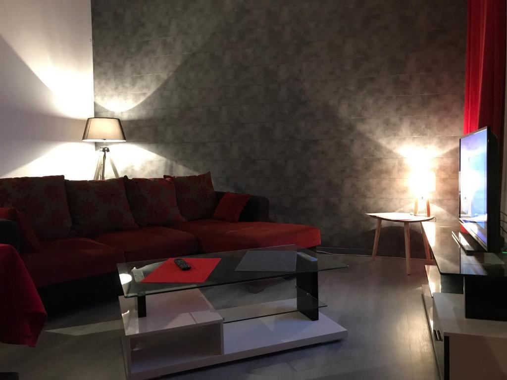 Dieppe Appartement