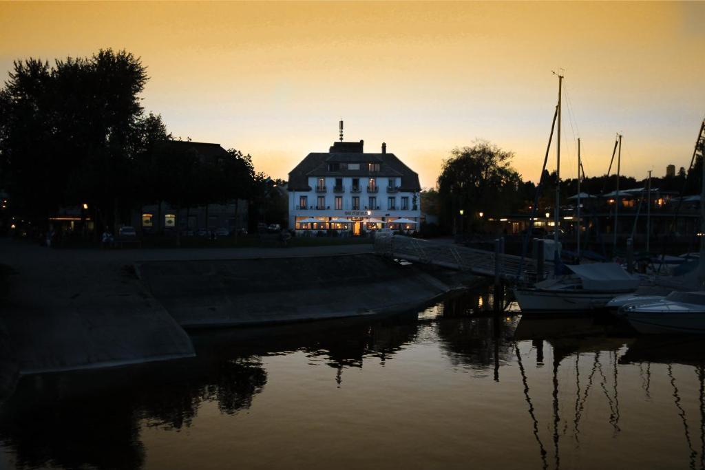 Hotel Schiff am See Konstanz, Germany