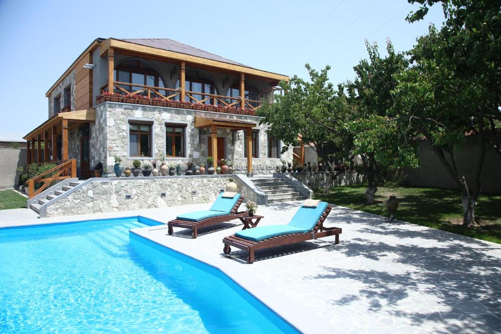 Yerkir Guest House Armenien Jerewan Booking Com