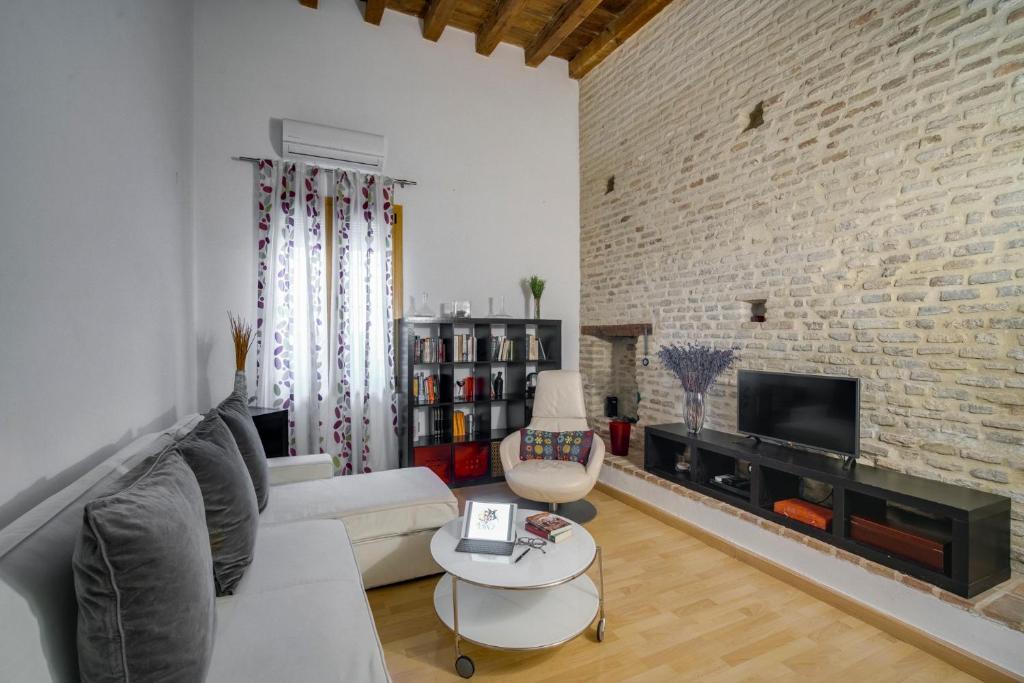 Zona de estar de Eva Recommends Old Convent S.XVIII