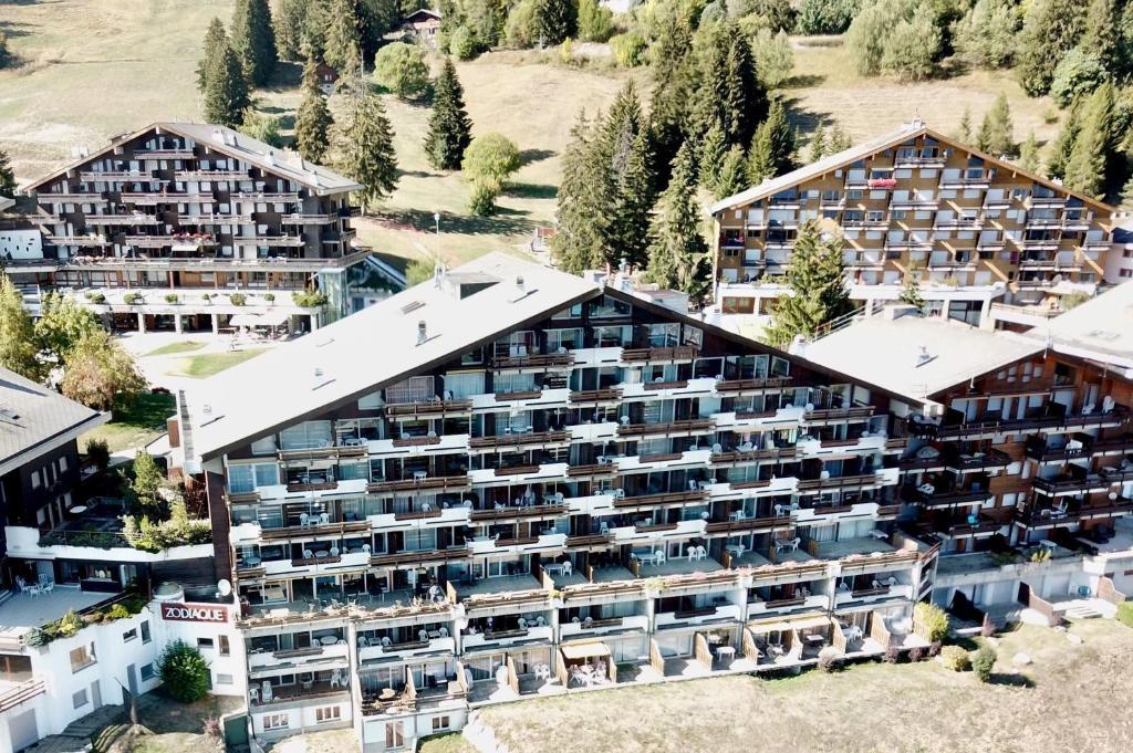 Hotel Zodiaque Anzere, Switzerland