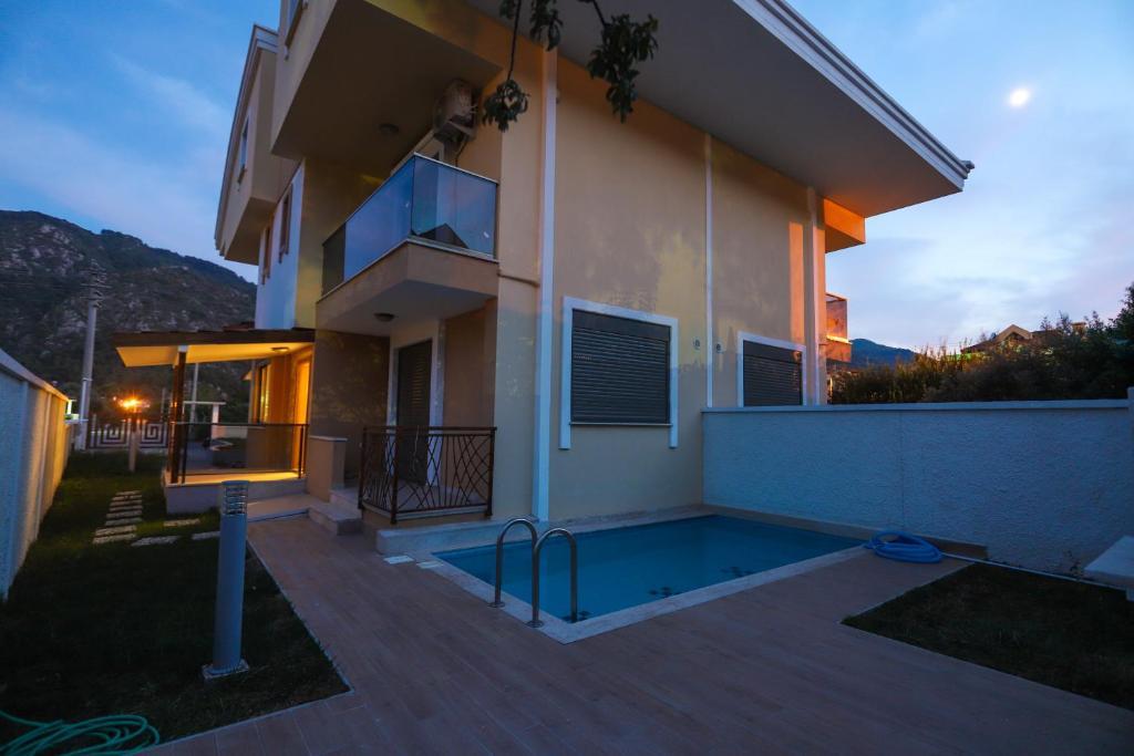 Mandalin Private Villas Icmeler Daily Weekly Rentals