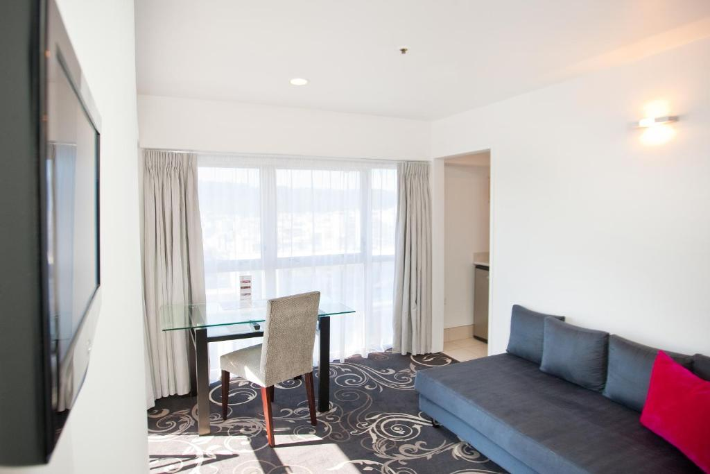 Grand Mercure Wellington Central City Apartments - Laterooms