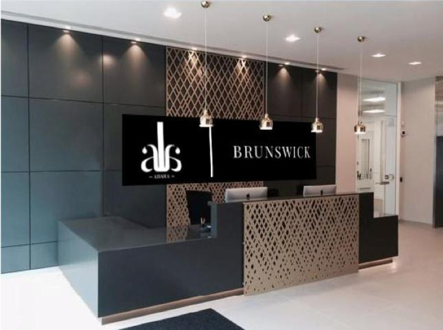 The lobby or reception area at Adara Brunswick