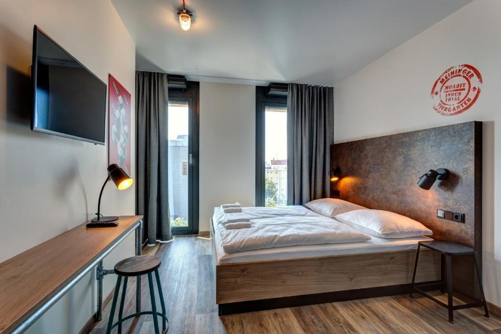 Meininger Hotel Berlin Tiergarten Berlin Aktualisierte Preise Fur 2020