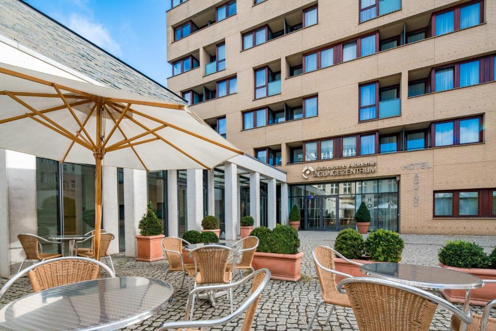 Hotel Aquino Tagungszentrum Berlin, Germany