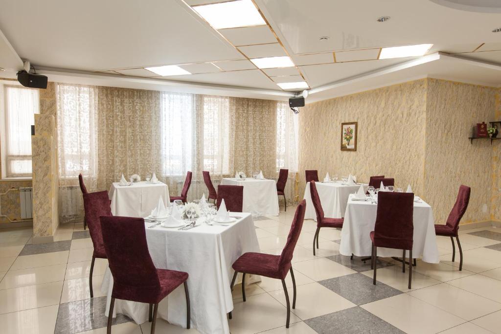 Ресторан / где поесть в Отель Регина Баумана