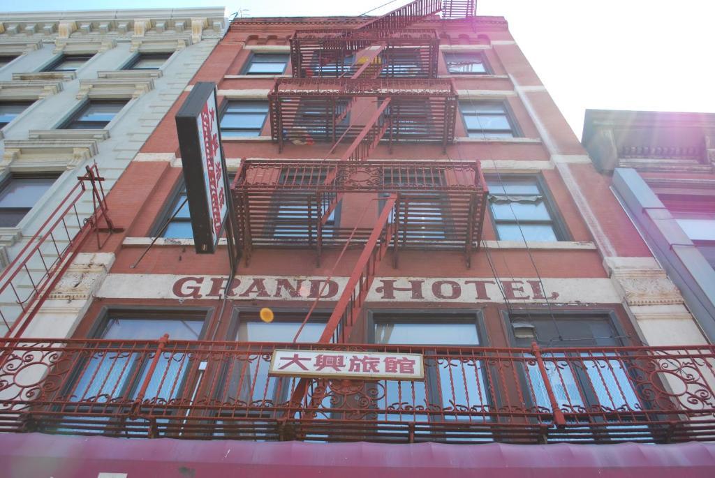 Bowery Grand Hotel New York Aktualisierte Preise Fur 2021