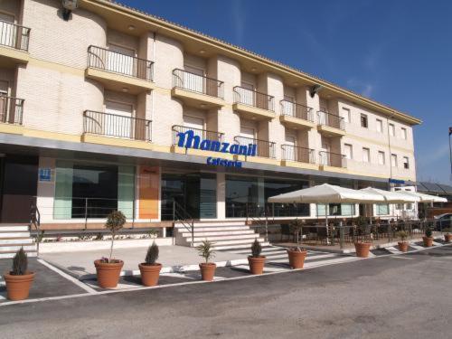 Hotel Manzanil Loja, Spain
