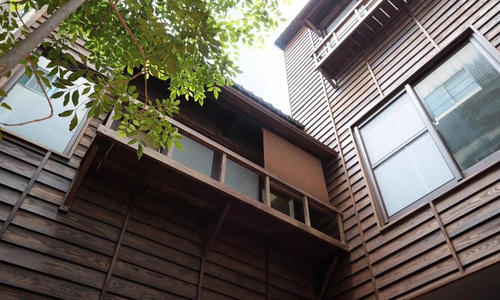 獨棟別墅所在的建築