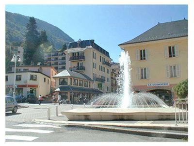 Hotel Le Centre Brides-les-Bains, France