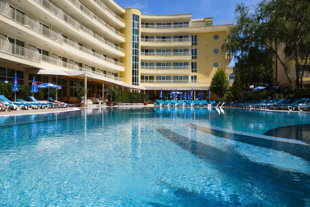 Hotel Wela - Premium All Inclusive Sunny Beach, Bulgaria