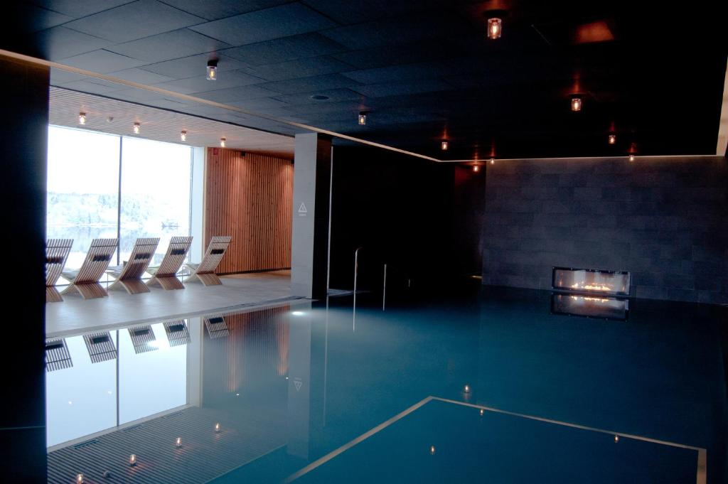 spa hotell weekend