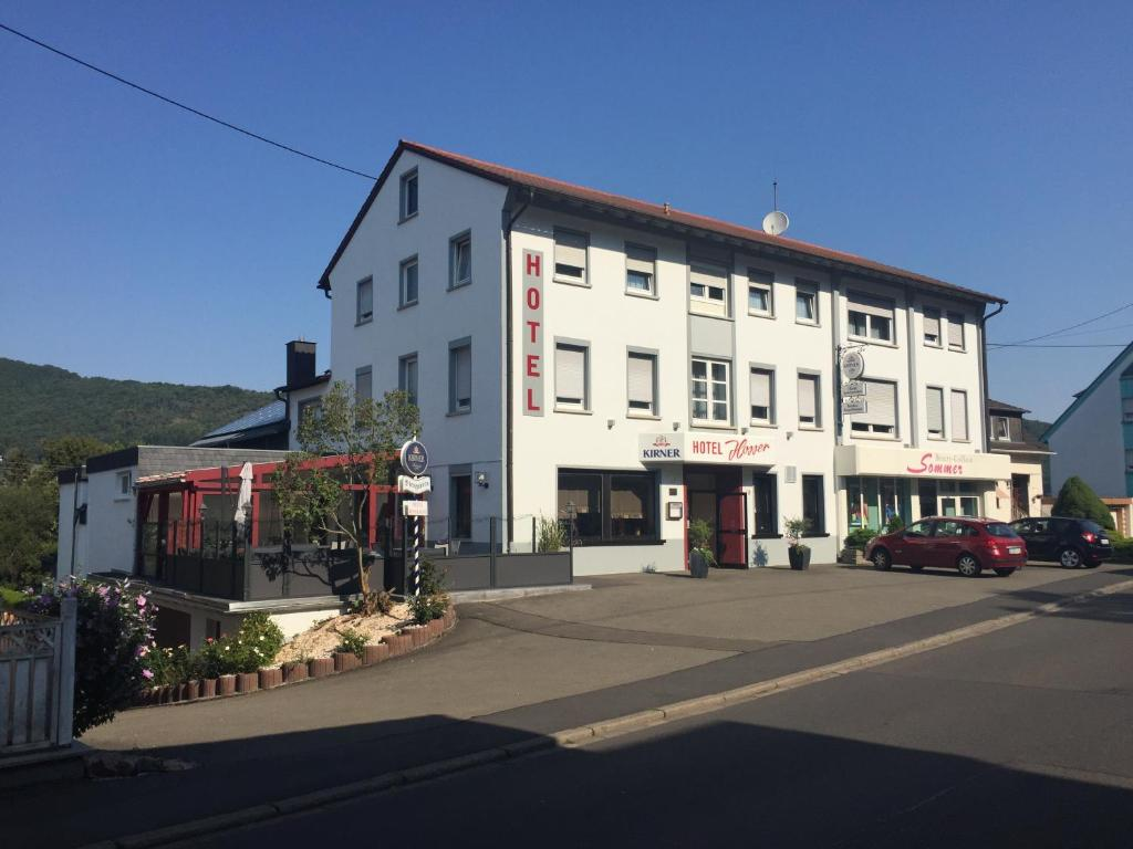 Hosser's Hotel Restaurant Idar-Oberstein, Germany