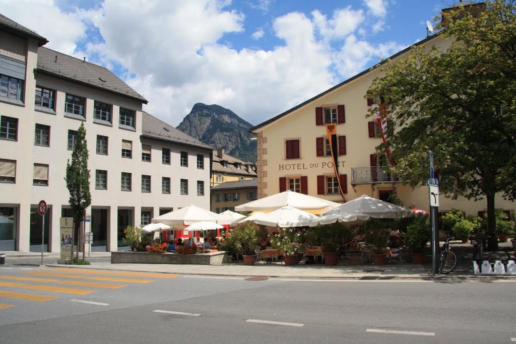 Hotel du Pont Brig, Switzerland