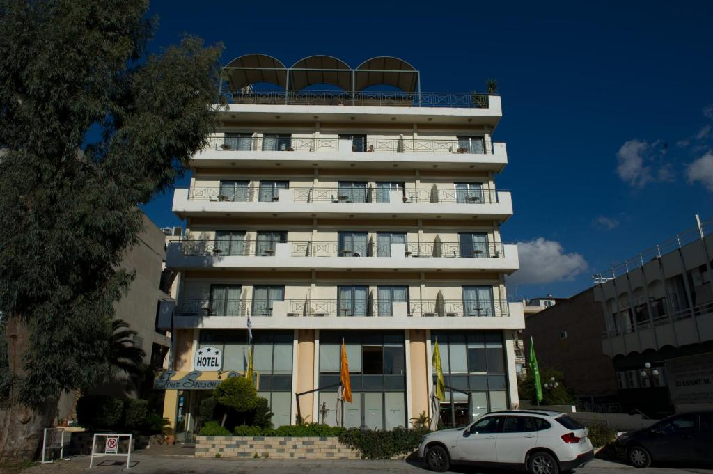 Four Seasons Hotel Athens, Greece