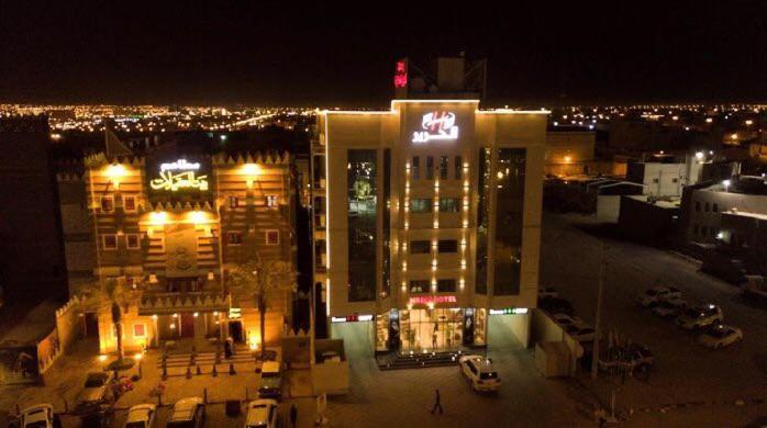 فندق الحرير (السعودية حفر الباطن) - Booking.com