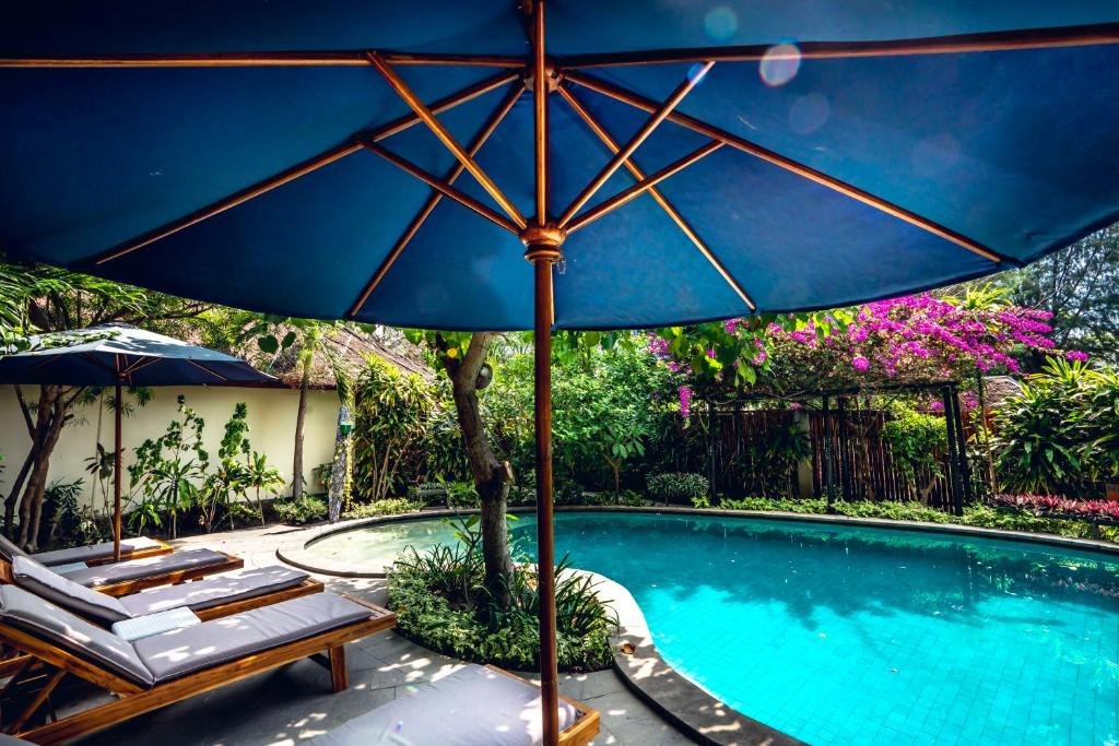 Piscina en o cerca de Manta Dive Gili Air Resort