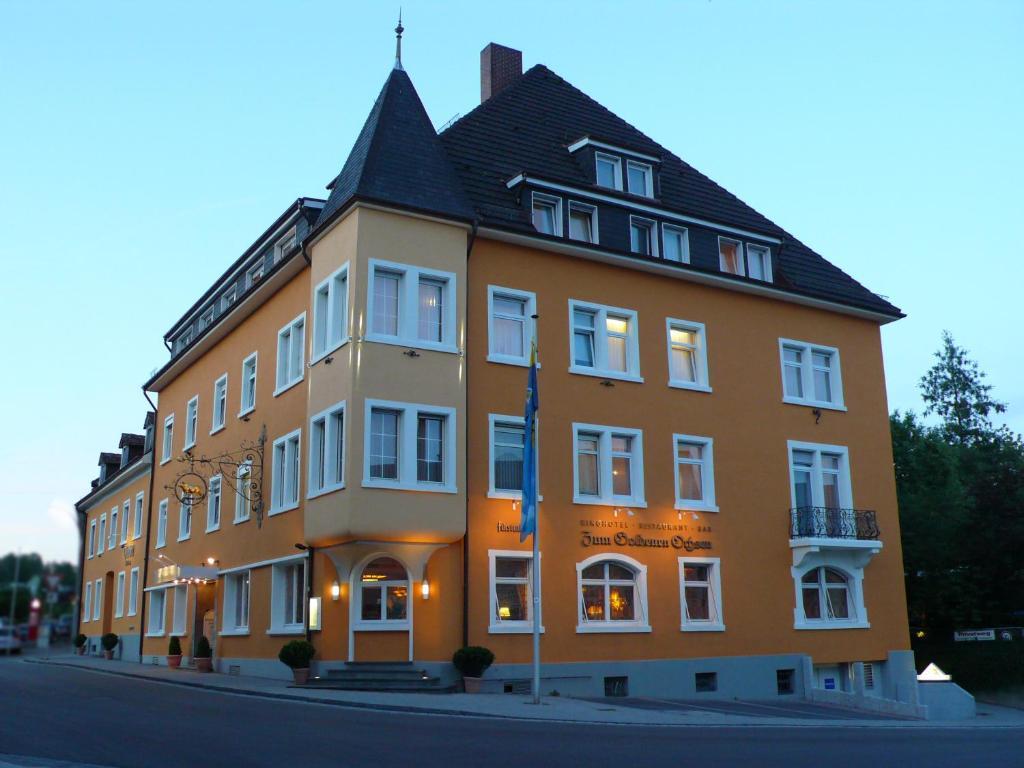 Ringhotel Zum Goldenen Ochsen Stockach, Germany