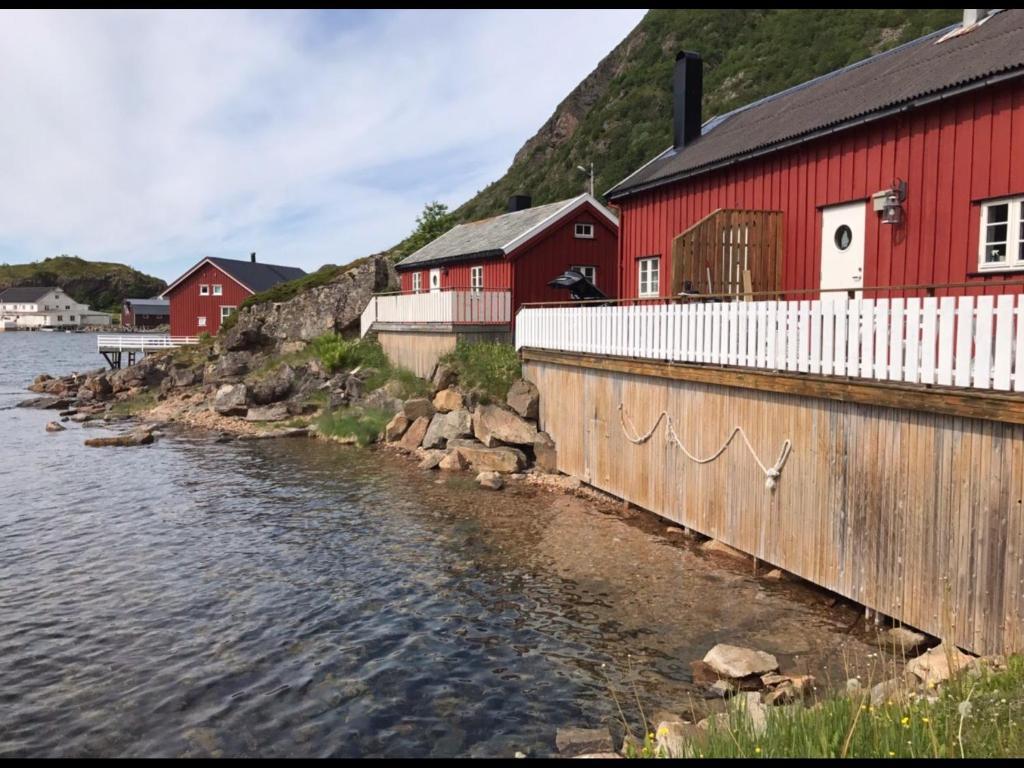 Handkleppveien 26 -fishermans cabin
