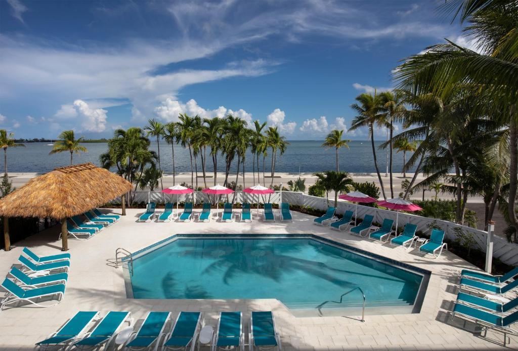 Widok na basen w obiekcie The Laureate Key West lub jego pobliżu