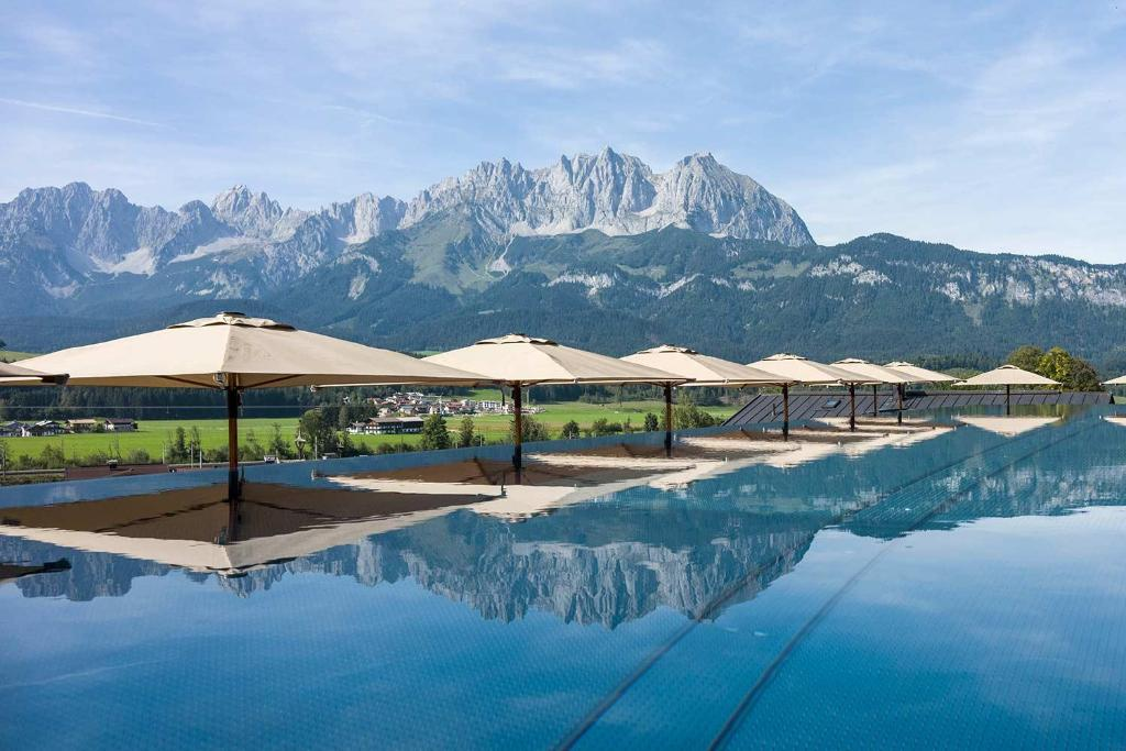 Hotel Penzinghof Oberndorf in Tirol, Austria
