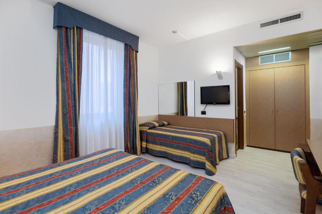 Hotel Plaza San Martino Siccomario, Italy