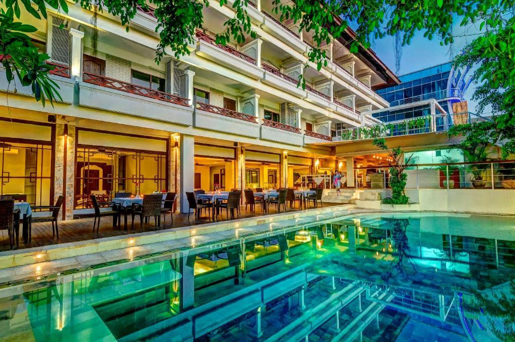 Maharani Beach Hotel Kuta 6 6 10 Updated 2021 Prices