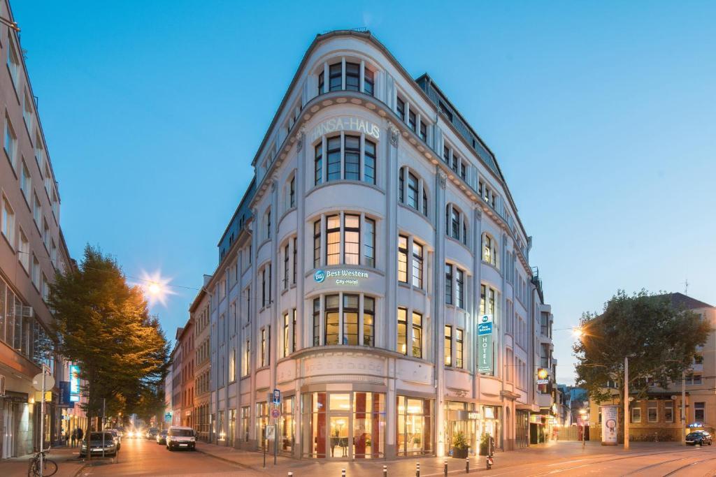 Best Western City Hotel Braunschweig Braunschweig, Germany