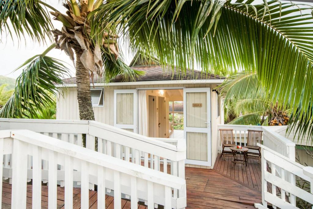 A balcony or terrace at The Cooks Oasis - Holiday Villas