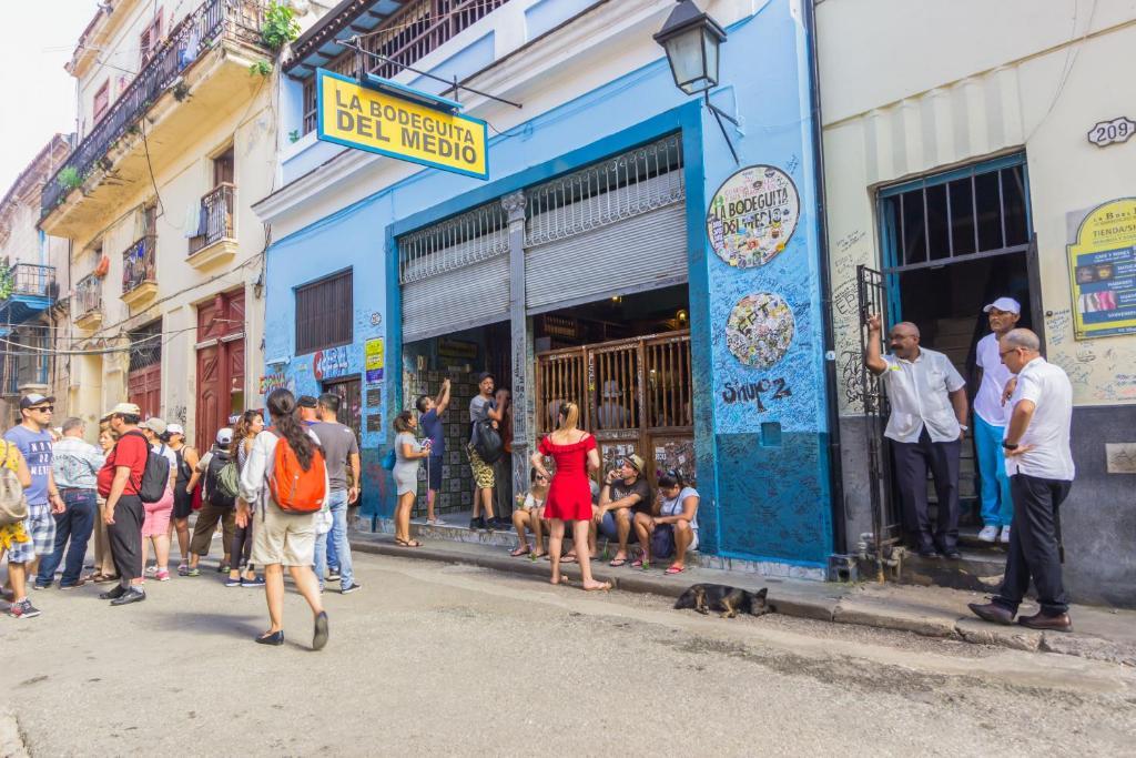 Casa Noa Bodeguita Del Medio In Old Havana La Habana Precios Actualizados 2021