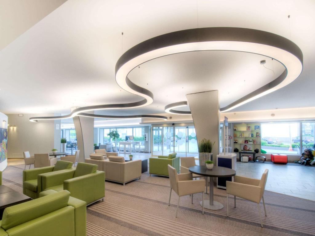Novotel Luxembourg Kirchberg Luxembourg, Luxembourg