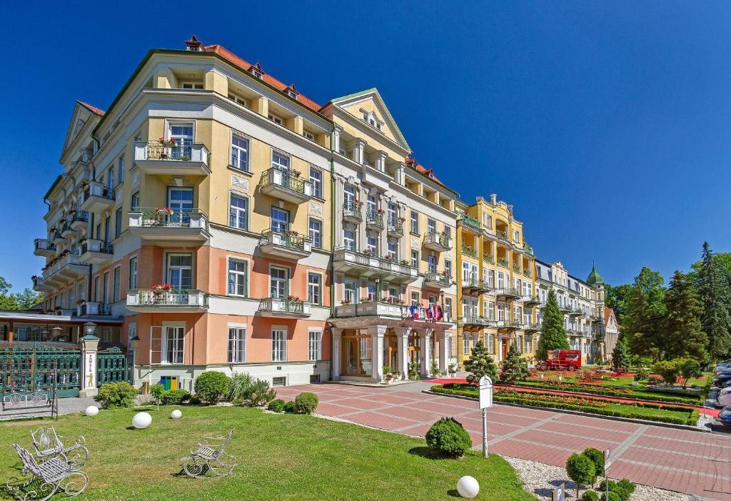 Spa Resort PAWLIK-AQUAFORUM Frantiskovy Lazne, Czech Republic