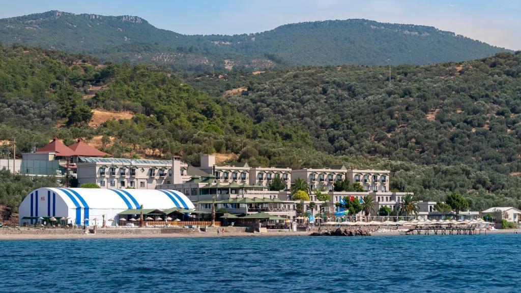 Assos Eden Gardens Hotel Behramkale Turkey Booking Com